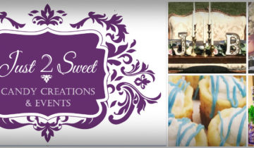 Just 2 Sweet Candy Creations and Events